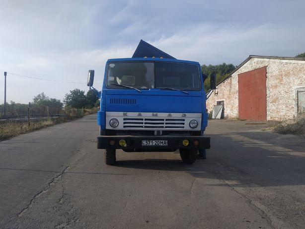 Камаз 53212 (самоскид)