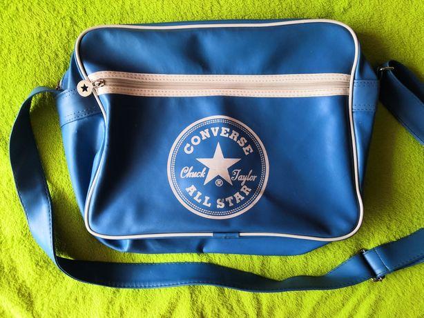 Converse - torba na ramię, listonoszka, zmieści laptopa