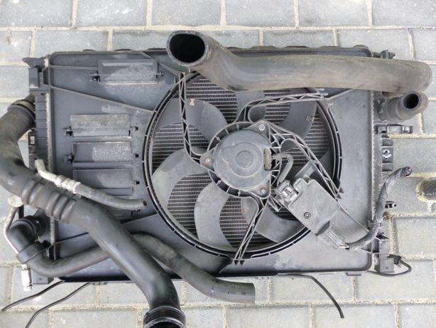 wentylator chłodnic Ford mondeo mk4 smax cmax 1.8 tdci 2.0 tdci