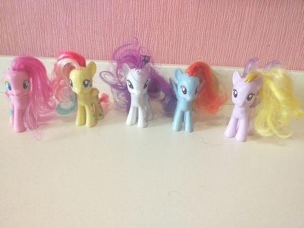 Поняшки my little pony