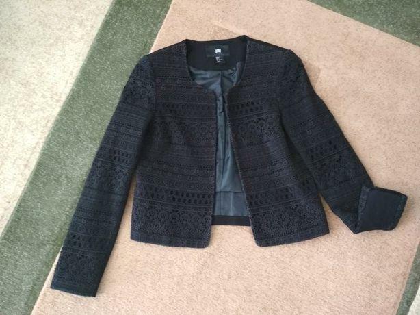Пиджак жакет піджак черный недорго дешево