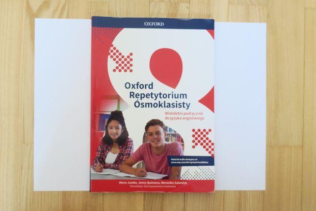 Podręcznik do Angielskiego do Egzaminu 8 Klasisty-Oxford