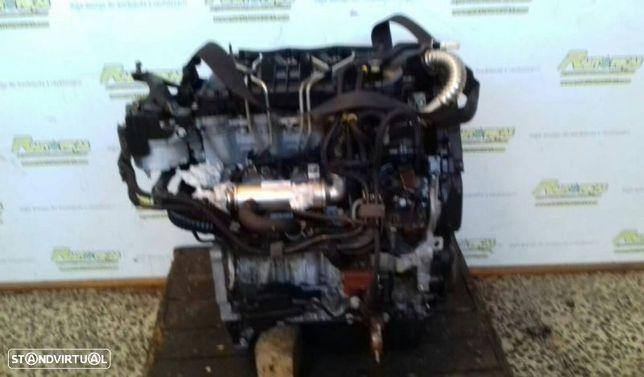 Motor Com Injecção Completa Ford Focus Ii Turnier (Da_, Ffs, Ds)