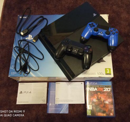 Konsola PlayStation 4 -- PS4 -- 500Gb - GRA - Okazja - ZAPRASZAM
