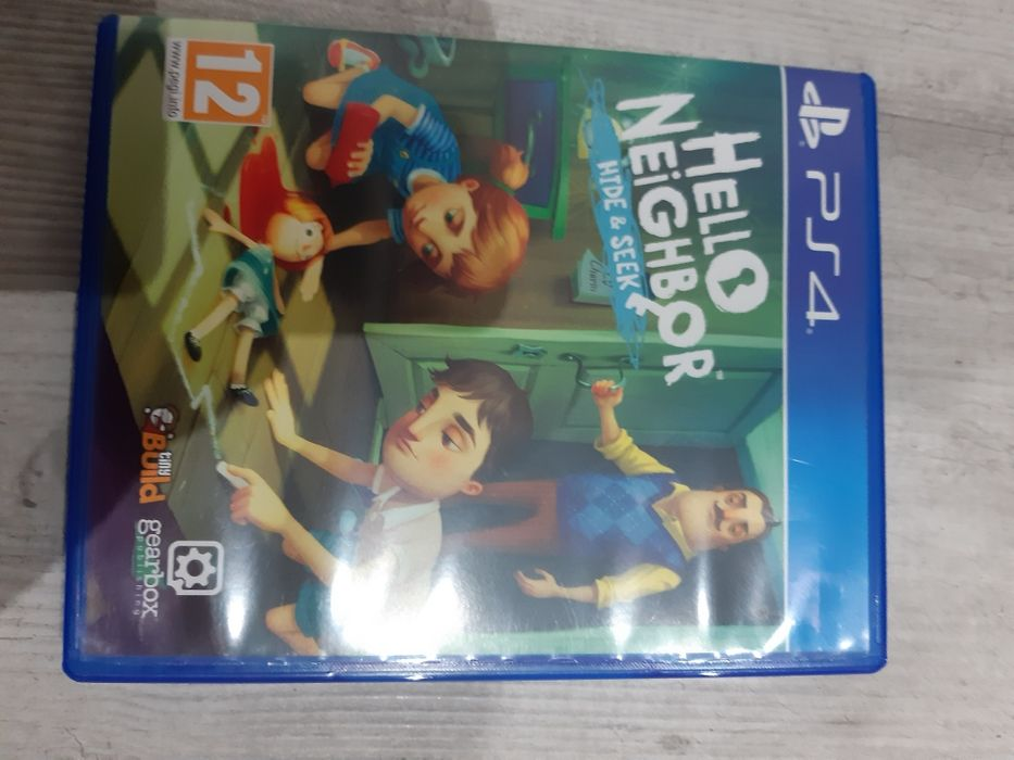 Gra na ps4 Hello Neighbor Hide and Seek Krotoszyn - image 1