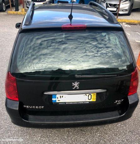 Peugeot 307 1.6 HDi Premium