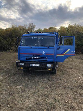 Камаз 5320 Зерновоз