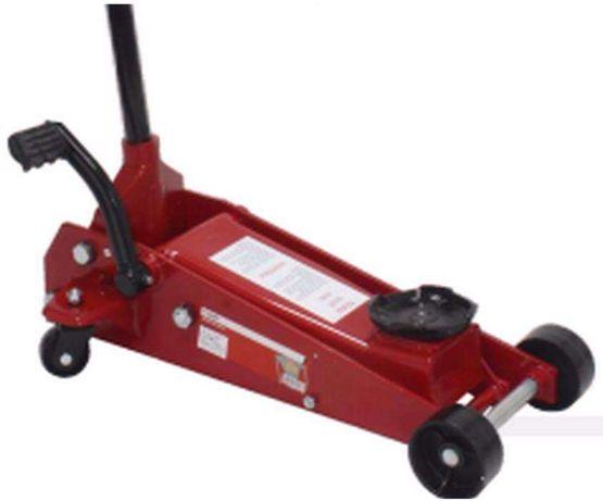 Macaco de rodas / oficina c/ Pedal - 3,5 Ton Elevação Max: 500 mm