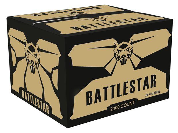 Kulki Paintball BATTLESTAR Good Game 0.50 cal* 4000szt