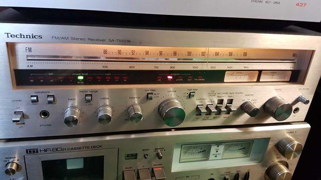Receiver Vintage Technics SA-T550N
