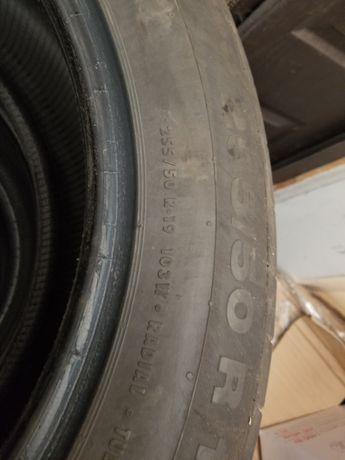 Резина Continental Contact 255/50/19,285/45/19  разноширокие RanFlet