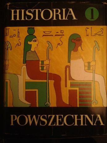 Historia Powszechna J.M. Żukow (red.) zestaw 7 tomów