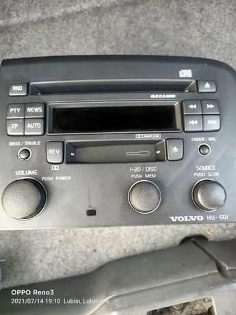 Radio Volvo hu 601