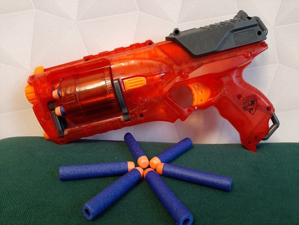 Nerf Strongarm N-strike Elite