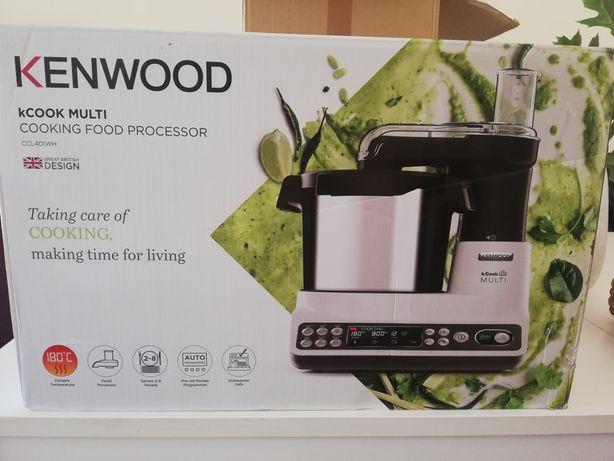 Robot de cozinha Kenwood kCook Multi NOVO