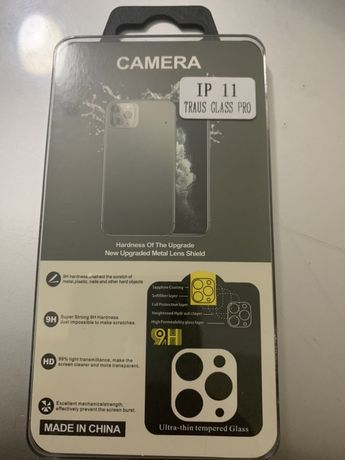 Protetor de camara iPhone 11