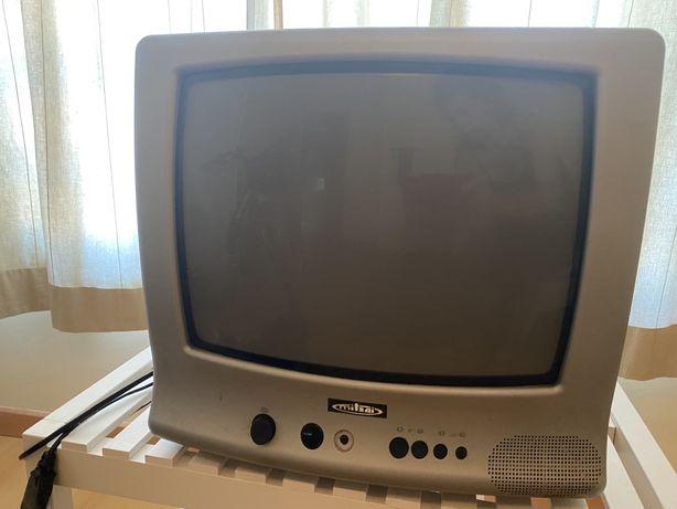 Televisão Mitsai sem comando