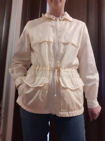 Куртка вітровка весняно-осіння з легким утепленням