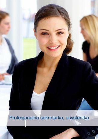Kurs e-book Profesjonalna sekretarka, asystentka