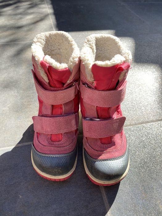 Ботинки на девочку ecco 27р. Херсон - изображение 1