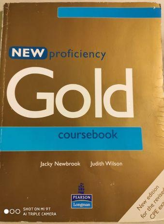 New Proficiency GOLD New Edition Coursebook Podręcznik