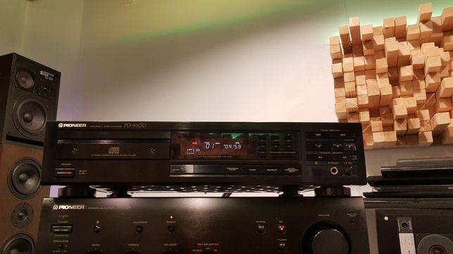 CD PIONEER PD-5100 / zobacz wzmacniacz, amplituner i kolumny/