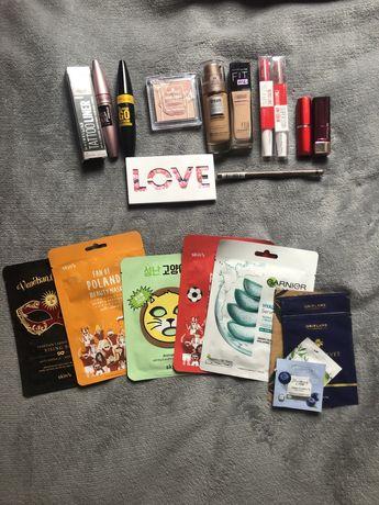 Mega zestaw kosmetyków markowych
