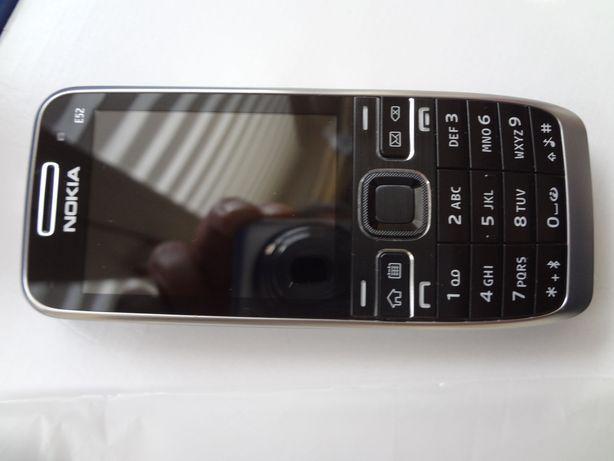 Nokia E52 Eseries Nowa - komplet Play