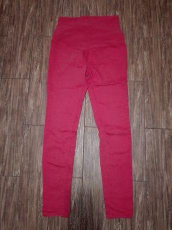 Яркие джинсы на стильную мамочку