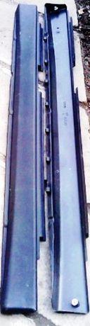 Listwa, nakładka osłona na progi Polonez Caro i Plus lewa strona