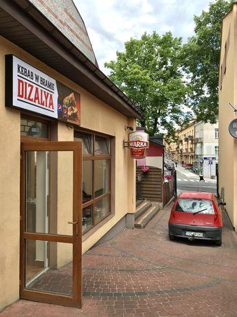 Odstąpię dobrze prosperujący biznes, lokal gastronomiczny, kebab
