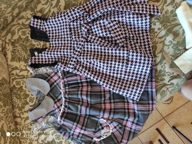 Тепле плаття - сарафан