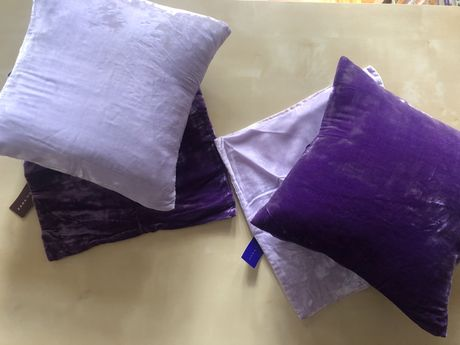 4 capas de almofada novas Zara Home 40x40