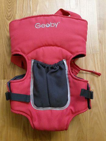 Кенгурятник детский фирмы Geoby. Пользовались мало