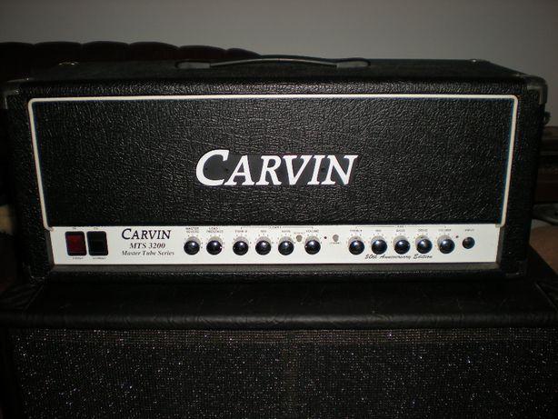 Wzmacniacz Lampowy Carvin mts 3200, 100W oryginał USA, jak nowy