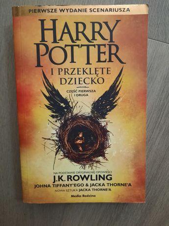 Harry Potter i Przeklete dziecko. J.K. ROWLING