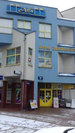 Sprzedam lokal w atrakcyjnej cenie. DH ALFA centrum.