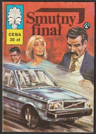 kapitan Żbik - Smutny finał - 1982