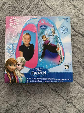 Disney Frozen Kraina Lodu Anna i Elsa namiot samorozkładający nowy