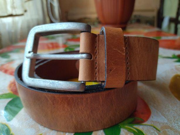 Кожаный ремень Dressmann