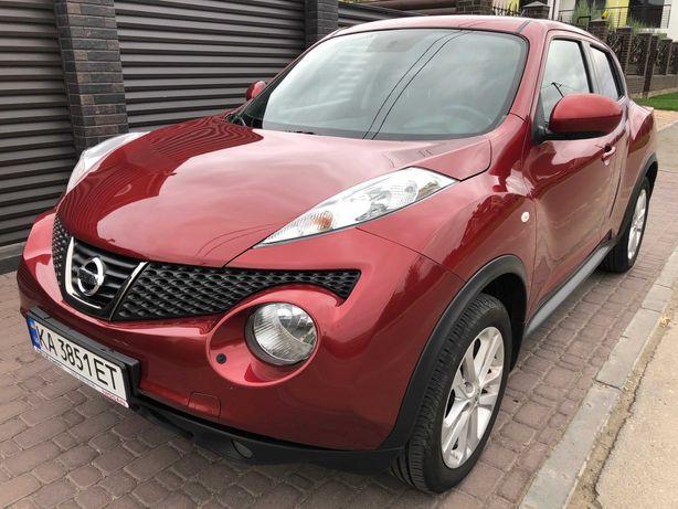 Nissan Juke 1.6АТ.  2012г. Официальная версия!!!