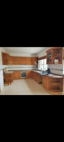 Móveis e bancada cozinha