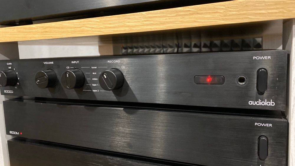 Предварительный усилитель Audiolab 8000Q Киев - изображение 1