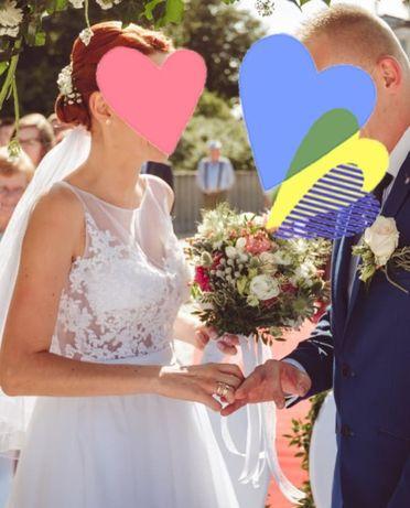 Super OKAZJA Suknia Ślubna