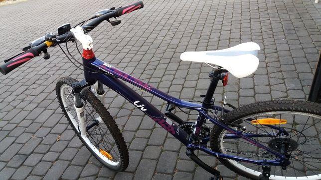 Nowy rower LIV Enchant