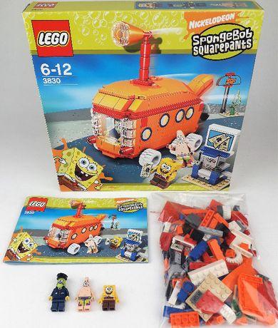 Lego Spongebob 3830 The Bikini Bottom Express