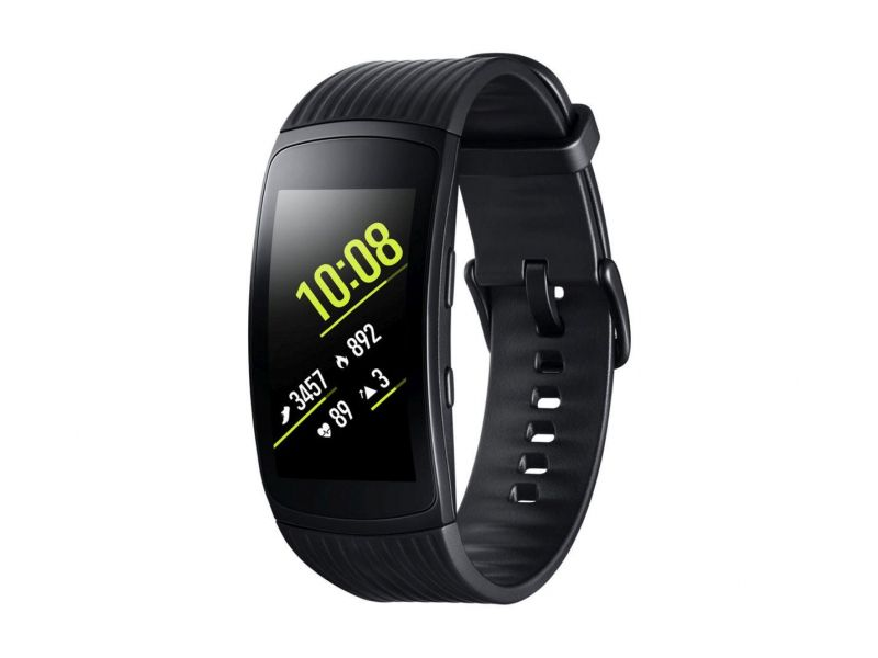 Samsung Gear Fit 2 Pro Black rozmiar L