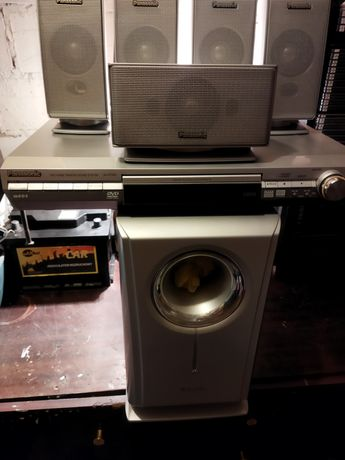 Panasonic - zestaw audio video DTS
