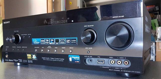 Amplificador Sony STR-DH820 7.2 canais