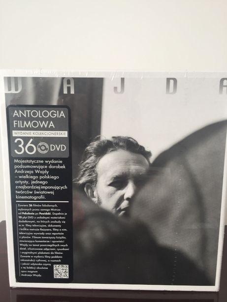 Antologia Filmowa Wajda Wydanie kolekcjonerskie 36DVD -